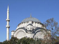 250px-Nuruosmaniye_Mosque
