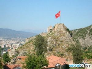 Fethiye Kalesi.