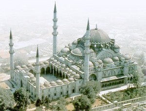 ISTANBUL_SuleymaniyeCamii_1