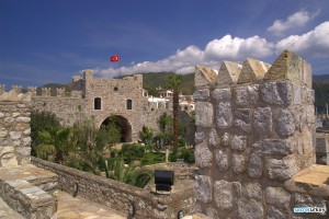 (Turkey) - Marmaris - Marmaris Castle copy