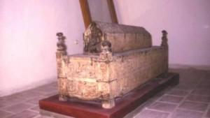 konya-0084-aksehir arkeoloji muzesi-seyh eyup sandukasi(m.o.1367)-0084_20091221