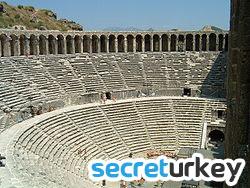 Antalya Aspendos Antalyanın Neyi Meşhur?