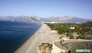 Antalya Konyaalti Plaji 300x174 Antalyanın Neyi Meşhur?