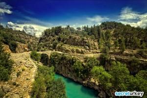 Koprulu Kanyon Milli Parki 300x200 Antalyanın Neyi Meşhur?
