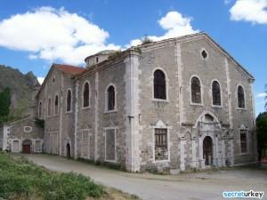 Sivrihisar Ermeni Kilisesi