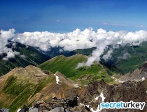 Rize Kaçkar Dağları