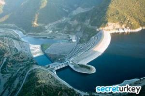Samsun Altınkaya Barajı