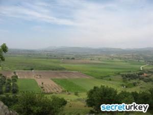 Samsun Bafra Delta Ovası
