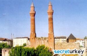 Sivas Çifte Minareli Medrese