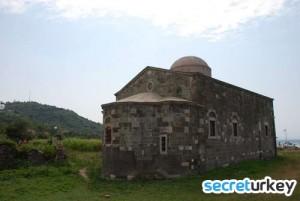 Ordu Yason Burnu ve Kilisesi