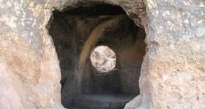 Gümüşkaya Mağaraları