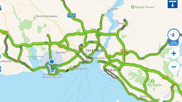 istanbul-trafik